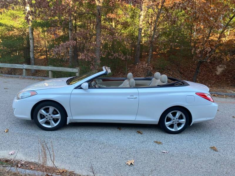 2006 Toyota Camry Solara for sale at Broadway Motor Sales and Auto Brokers in North Chelmsford MA