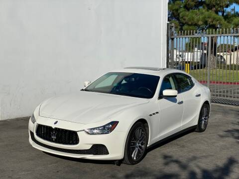 2015 Maserati Ghibli for sale at Corsa Exotics Inc in Montebello CA