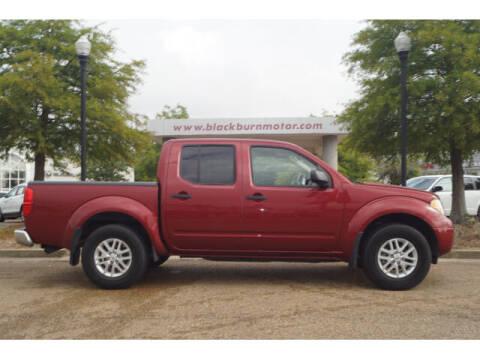 2018 Nissan Frontier for sale at BLACKBURN MOTOR CO in Vicksburg MS