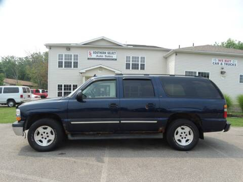 2006 Chevrolet Suburban for sale at SOUTHERN SELECT AUTO SALES in Medina OH