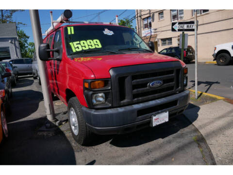 2011 Ford E-Series Cargo for sale at M & R Auto Sales INC. in North Plainfield NJ