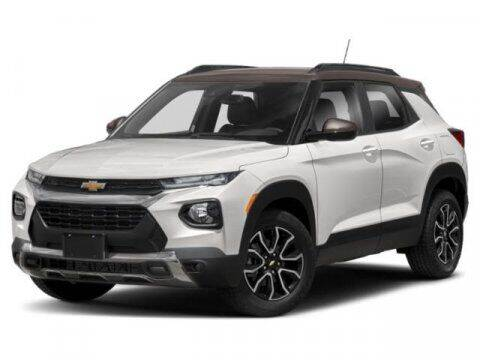 2021 Chevrolet TrailBlazer for sale at DON'S CHEVY, BUICK-GMC & CADILLAC in Wauseon OH