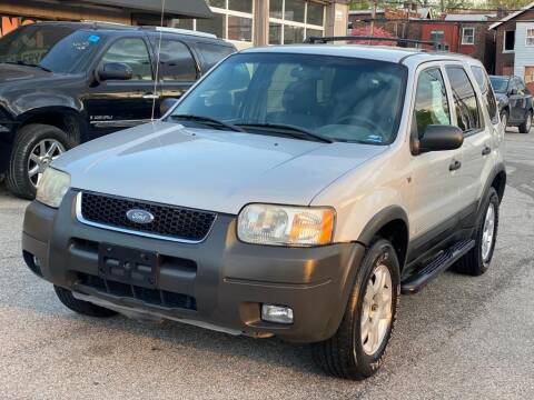 2002 Ford Escape for sale at IMPORT Motors in Saint Louis MO