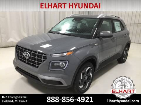 2021 Hyundai Venue for sale at Elhart Automotive Campus in Holland MI