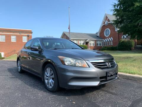 2011 Honda Accord for sale at Automax of Eden in Eden NC