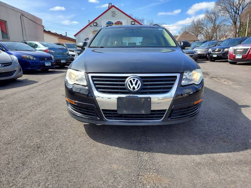 2007 Volkswagen Passat for sale at Rochester Auto Mall in Rochester MN