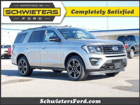 2021 Ford Expedition for sale at Schwieters Ford of Montevideo in Montevideo MN