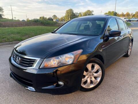 2008 Honda Accord for sale at Gwinnett Luxury Motors in Buford GA