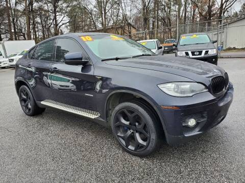 2010 BMW X6 for sale at Import Plus Auto Sales in Norcross GA