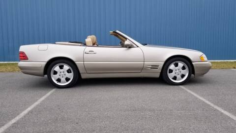 1999 Mercedes-Benz SL-Class for sale at McQueen Classics in Lewes DE
