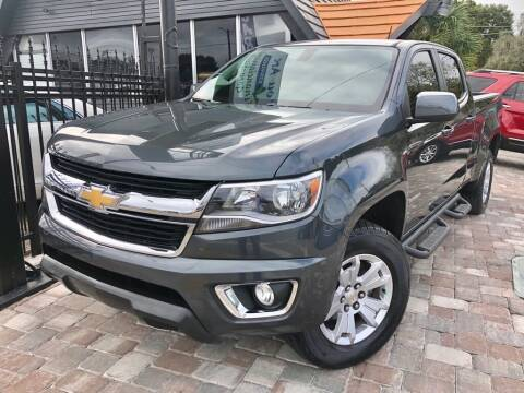 2017 Chevrolet Colorado for sale at Unique Motors of Tampa in Tampa FL
