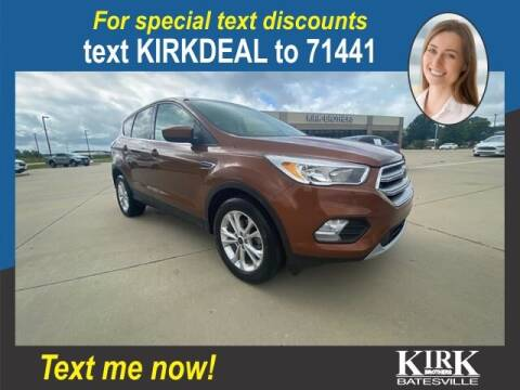 2017 Ford Escape for sale at Kirk Brothers Batesville in Batesville MS