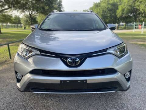 2018 Toyota RAV4 for sale at Prestige Motor Cars in Houston TX