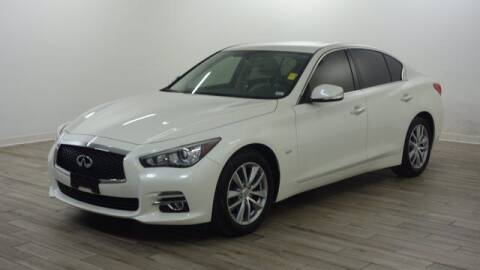 2017 Infiniti Q50 for sale at TRAVERS GMT AUTO SALES - Traver GMT Auto Sales West in O Fallon MO