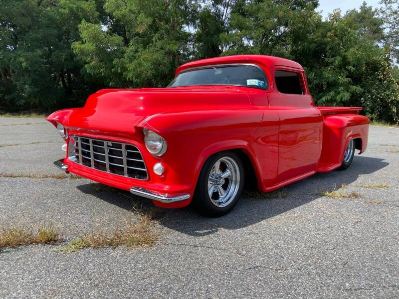 1956 Chevrolet 3100 for sale at Clair Classics in Westford MA