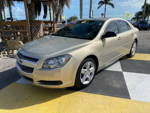 2010 Chevrolet Malibu for sale at D&S Auto Sales, Inc in Melbourne FL