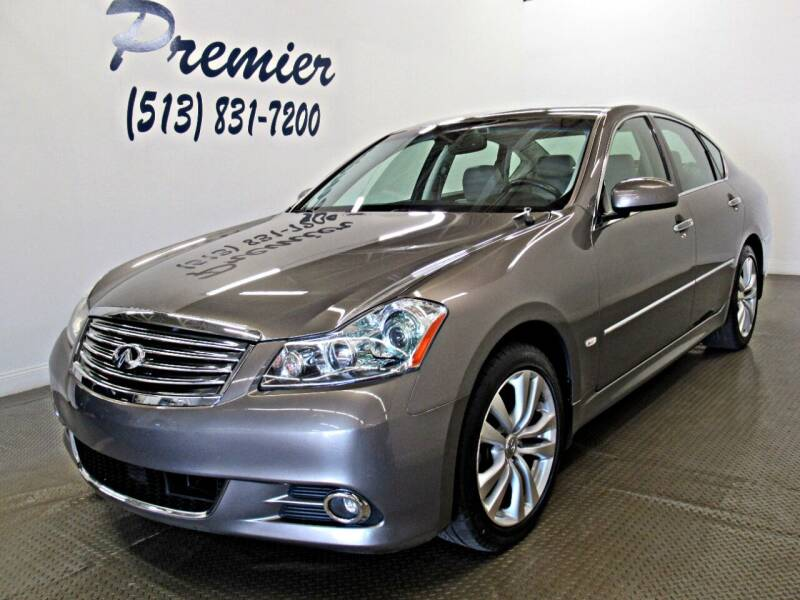 2008 Infiniti M35 for sale at Premier Automotive Group in Milford OH
