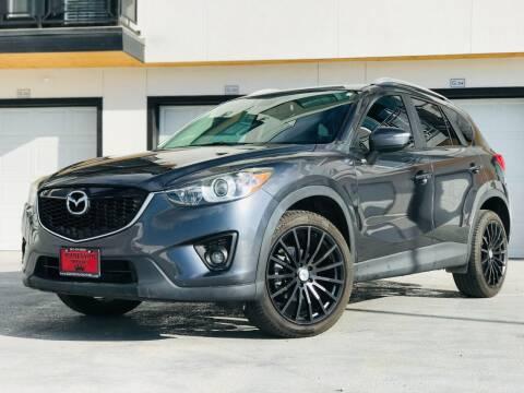 2015 Mazda CX-5 for sale at Avanesyan Motors in Orem UT