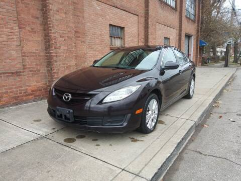 2009 Mazda MAZDA6 for sale at Domestic Travels Auto Sales in Cleveland OH