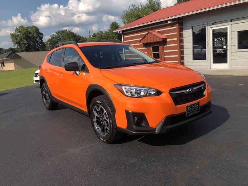 2018 Subaru Crosstrek for sale at KNK AUTOMOTIVE in Erwin TN