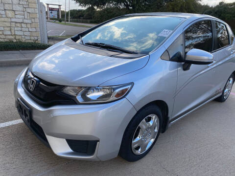 2016 Honda Fit for sale at Ted's Auto Corporation in Richardson TX