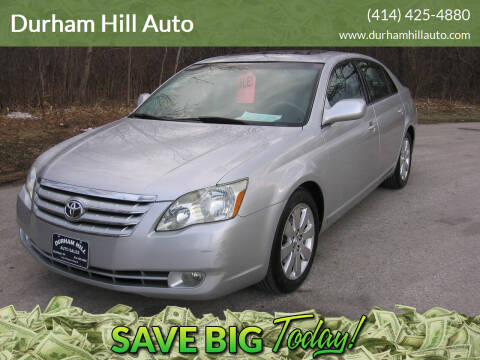 2006 Toyota Avalon for sale at Durham Hill Auto in Muskego WI