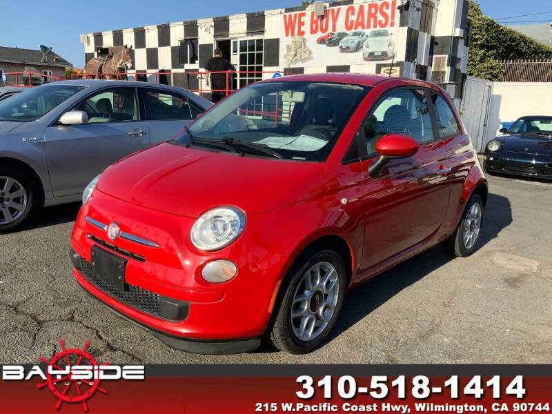 2013 FIAT 500 for sale at BaySide Auto in Wilmington CA