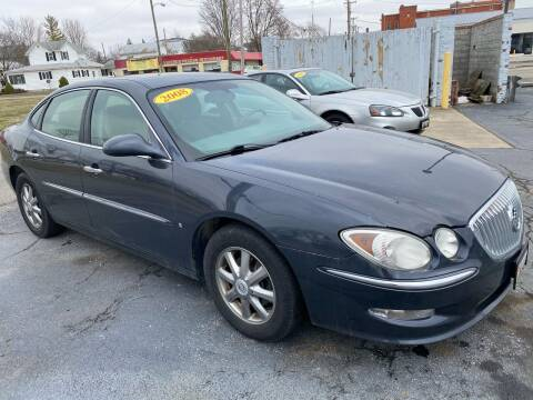 2008 Buick LaCrosse for sale at Huggins Auto Sales in Ottawa OH