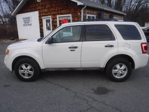 2010 Ford Escape for sale at Trade Zone Auto Sales in Hampton NJ