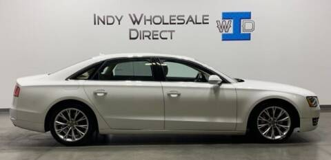2012 Audi A8 L for sale at Indy Wholesale Direct in Carmel IN