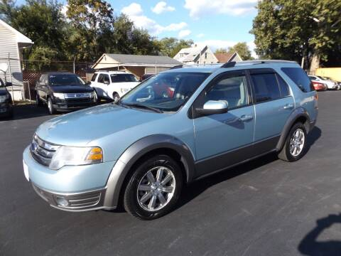 2008 Ford Taurus X for sale at Goodman Auto Sales in Lima OH