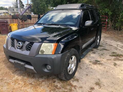 2006 Nissan Xterra for sale at Village Wholesale in Hot Springs Village AR