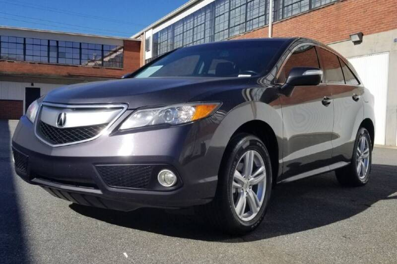 2014 Acura RDX for sale at Atlanta's Best Auto Brokers in Marietta GA