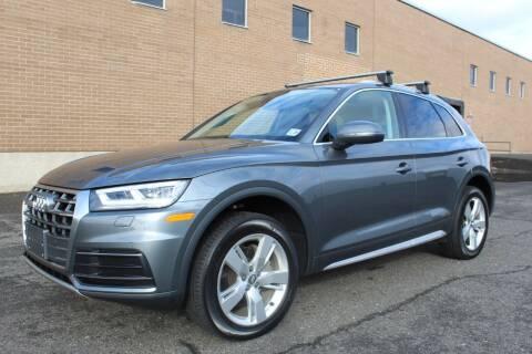 2018 Audi Q5 for sale at Vantage Auto Wholesale in Lodi NJ