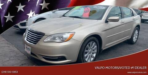 2013 Chrysler 200 for sale at Valpo Motors 1 and 2  Best Deals On Quality Wheels in Valparaiso IN