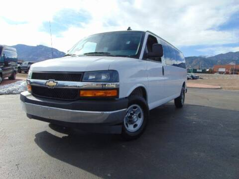 2018 Chevrolet Express Passenger for sale at Lakeside Auto Brokers Inc. in Colorado Springs CO