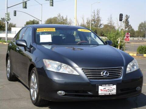 2008 Lexus ES 350 for sale at PRIMETIME AUTOS in Sacramento CA