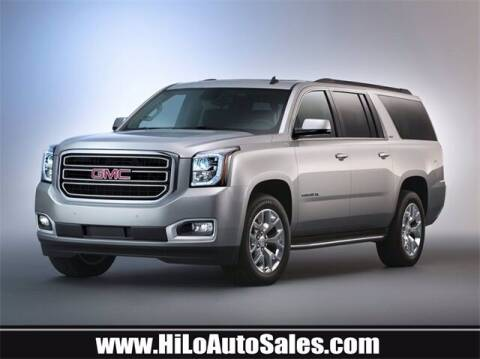 2017 GMC Yukon XL for sale at Hi-Lo Auto Sales in Frederick MD