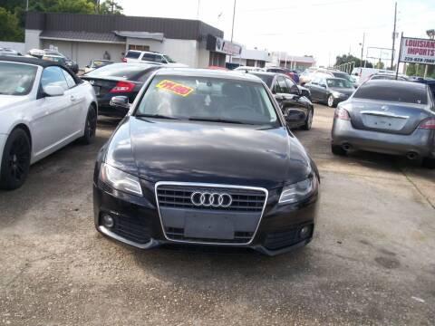 2011 Audi A4 for sale at Louisiana Imports in Baton Rouge LA