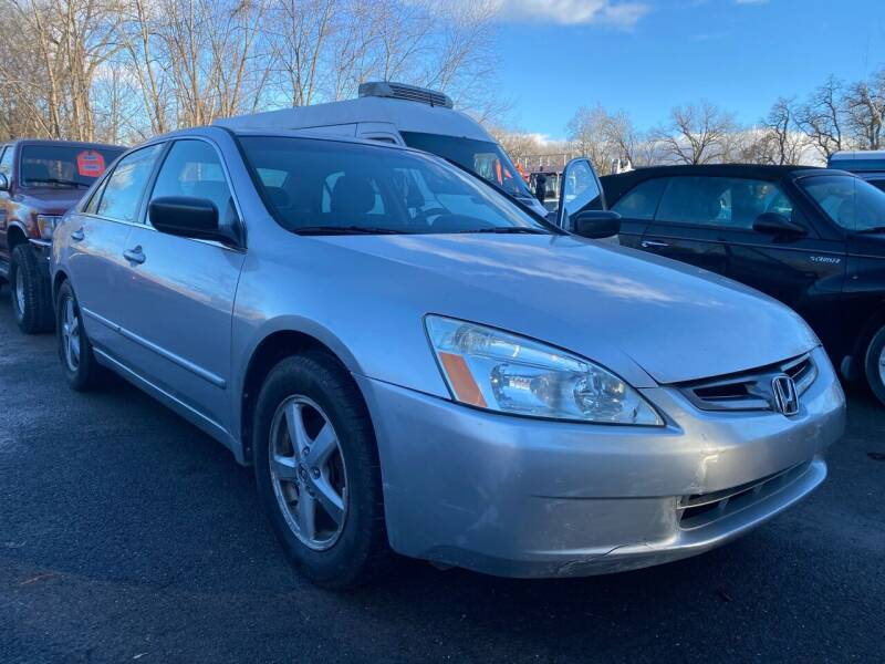 2003 Honda Accord for sale at D & M Auto Sales & Repairs INC in Kerhonkson NY