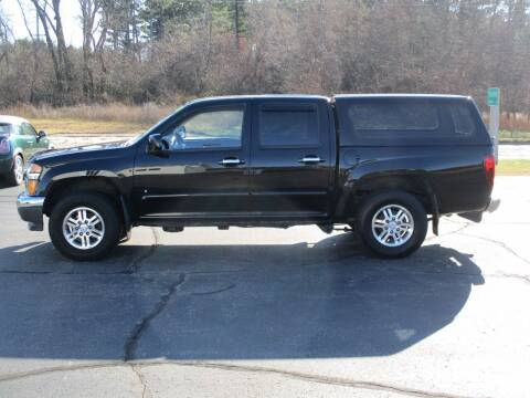 2009 GMC Canyon for sale at Plainfield Auto Sales, LLC in Plainfield WI