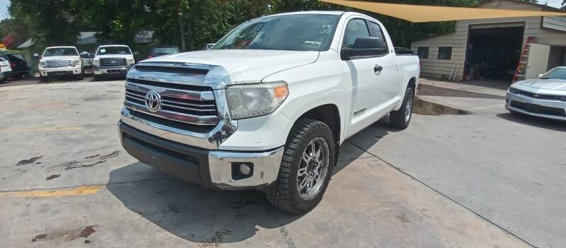 2016 Toyota Tundra for sale at AUTOTEX FINANCIAL in San Antonio TX