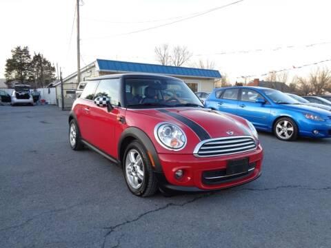 2013 MINI Hardtop for sale at Supermax Autos in Strasburg VA