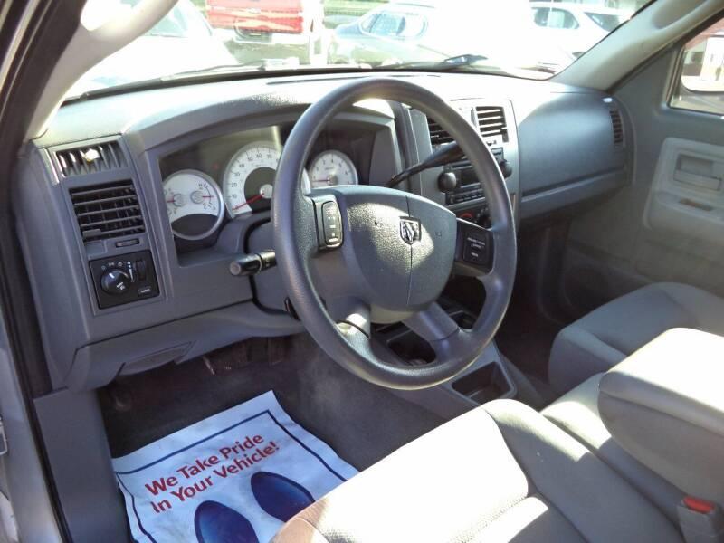 2006 Dodge Dakota SLT 4dr Quad Cab 4WD SB - Sioux City IA