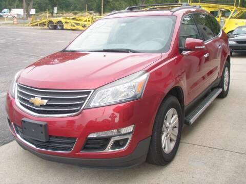 2013 Chevrolet Traverse for sale at Autoworks in Mishawaka IN