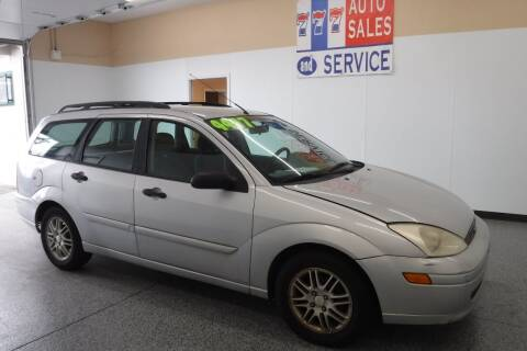 2002 Ford Focus for sale at 777 Auto Sales and Service in Tacoma WA