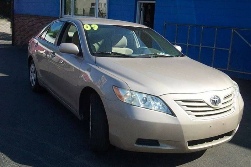 2009 Toyota Camry for sale at BAR Auto Sales in Brockton MA