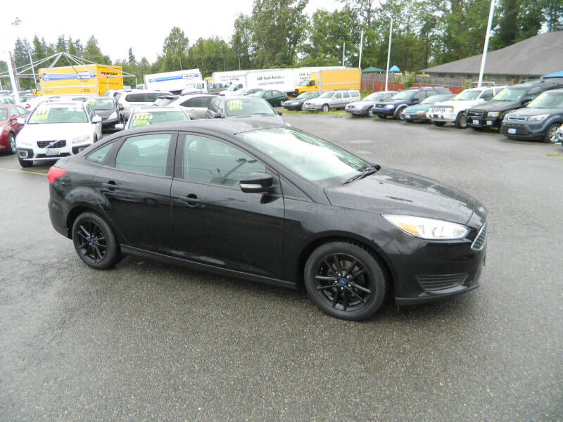 2017 Ford Focus for sale at J & R Motorsports in Lynnwood WA
