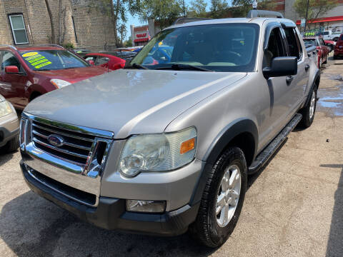 2007 Ford Explorer Sport Trac for sale at 5 Stars Auto Service and Sales in Chicago IL