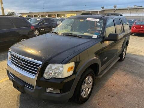 2006 Ford Explorer for sale at Florida Prestige Collection in St Petersburg FL